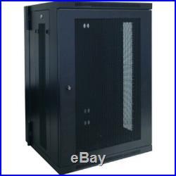 Srw18us Wall Mount Rack Enclosure Server Cabinet
