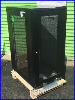StarTech 24U Server Rack Cabinet 30 in. Deep Enclosure