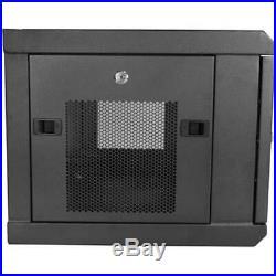 StarTech. Com 6U Wall Mount Server Rack Cabinet Server Rack Enclosure Wall