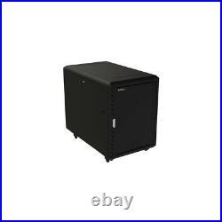 Startech. Com Rk1536bkf 15u 4 Post Server Rack Cabinet Enclosure Eia/eca 310-e