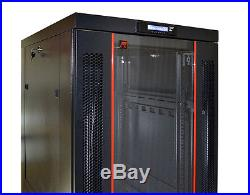 Sysracks 22U 35 Deep Server IT Lockable Network Data Rack Cabinet Enclosure