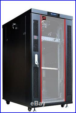 Sysracks 27U 32 Depth Server It Data Network Rack Cabinet Enclosure