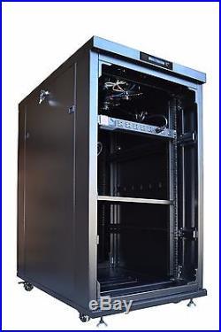 Sysracks 27U NEW DESIGN Server IT Network Data Rack Cabinet Enclosure 39 Depth