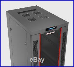 Sysracks 32U 32 Depth Server It Data Network New Rack Cabinet Enclosure Box