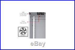 Sysracks 32U 35 Deep Light Grey Server IT Network Data Rack Cabinet Enclosure