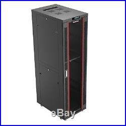 Sysracks 42U 32 Depth Server It Data Network Rack Cabinet Enclosure Box