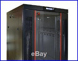Sysracks 42U IT Data Network Free Standing Server Rack Cabinet Enclosure