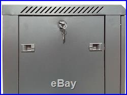 Sysracks 9U Wall Mount Network Data IT Server Cabinet Rack Lockable Enclosure