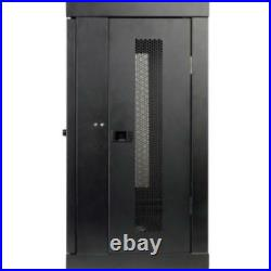 TRIPP LITE 12U Wall Mount Rack Enclosure Server Cabinet, 13 Patch-Depth