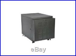 Tripp Lite 12U Rack Enclosure Server Cabinet for Harsh Environments Mid-Depth