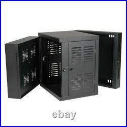 Tripp Lite 12U Wall Mount Rack Enclosure Server Cabinet, Hinged, 20.5 Deep, S