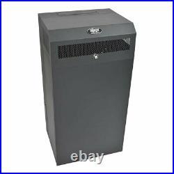 Tripp Lite 12U Wallmount Low Profile Vertical Rack Enclosure Server Cabinet 19