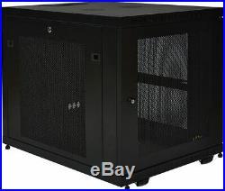 Tripp Lite 12u Rack Enclosure Server Cabinet Enclosure Sr12ub