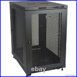 Tripp Lite 18U Rack Enclosure Server Cabinet 33-inch Deep with Doors & SR18UB