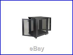 Tripp Lite 18U Rack Enclosure Server Cabinet, Mid Depth (SR18UB)