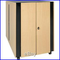 Tripp Lite 18U Soundproof Rack Enclosure Server Cabinet Quiet Acoustic (srq18u)