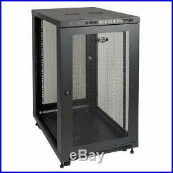 Tripp Lite 24U Rack Enclosure Server Cabinet, Mid Depth, 32.5 Deep (SR24UB)
