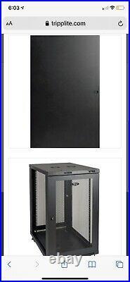 Tripp Lite 24U Server Rack Cabinet Enclosure 32.5 Deep SR24UB