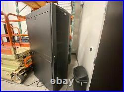 Tripp Lite 42U Rack Enclosure Server Cabinet Doors & Sides 2400lb Capacity