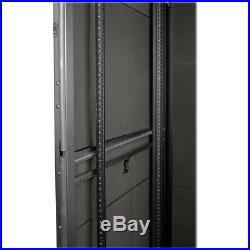 Tripp Lite 42U Rack Enclosure Server Cabinet Quiet with Sound Suppression