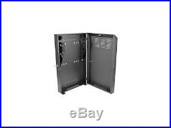 Tripp Lite 6U Vertical Wall-Mount Rack Enclosure Cabinet, Low-Profile, Server De