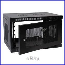 Tripp Lite 6U Wall Mount Rack Enclosure Server Cabinet, 16.5 Deep, Switch-Depth