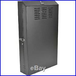 Tripp Lite 6U Wall Mount Rack Enclosure Server Cabinet Vertical 36 Deep