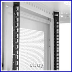 Tripp Lite Master-Power Srw9Udpw Wallmount Rack Enclosure Cabinet 9U Switch