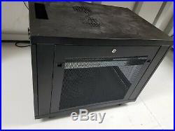 Tripp-Lite SR12UB SmartRack 12U Mid-Depth Rack Enclosure Cabinet