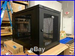 Tripp Lite SR12UB SmartRack 12U Rack Enclosure Cabinet With Caster Kit