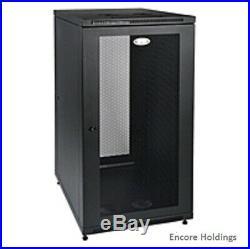 Tripp Lite SR24UB 24U Rack Enclosure Server Cabinet 33-inch Deep With Doors &