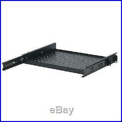 Tripp Lite SRSHELF4PSL Rack Enclosure Cabinet Standard Sliding Shelf 50lb Cap