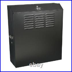 Tripp Lite SRWF5U Wall Mount Low Profile Secure Rack Enclosure Cabinet Vertical