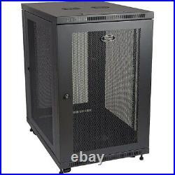 Tripp Lite SmartRack 18U Extra Depth Rack Enclosure Cabinet SR18UB