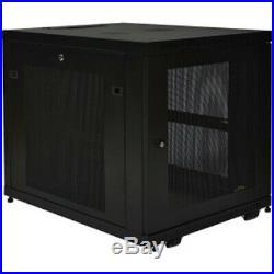Tripp Lite SmartRack Enclosure Rack Cabinet SR12UB