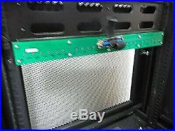 Tripp-Lite SmartRack SR12UB 12U Mid-Depth Rack Enclosure Rolling Cabinet with Key