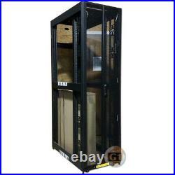 Tripp Lite SmartRack SR42UB 42U Server Rack Enclosure Cabinet for Data Servers