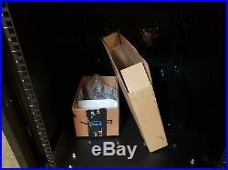 Tripp Lite Sr12ubffd 12u Rack Enclosure Cabinet Scratch And Dent Brand New