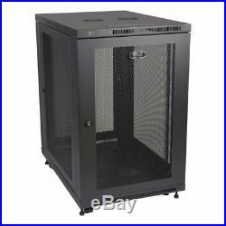 Tripp Lite Sr18ub 18u Rack Enclosure Cabinet