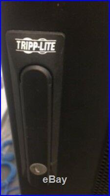 Tripp Lite Sr42ub Rack Enclosure Server Cabinet 42u 19
