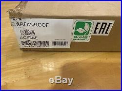 Tripp Lite Srfanroof Rack Enclosure Roof Fan Panel Server Cabinet x6 120V Fans