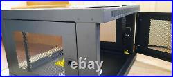Tripp Lite Srw6udp 6u Wall Mount Rack Enclosure Server Cabinet