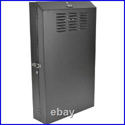 Tripp Lite Srwf6u36 4u Wall Mount Rack Enclosure Server Cabinet Vertical 36
