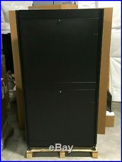 V7 42U Rack Mount Cabinet Enclosure RMEC42U-1N