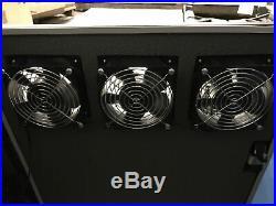 XRackPro2 12U Server Rack Noise Reduction Rackmount Enclosure Cabinet