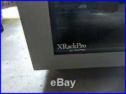 XRack Pro by GizMac 4U Noise Reduction Enclosure Rack Cabinet